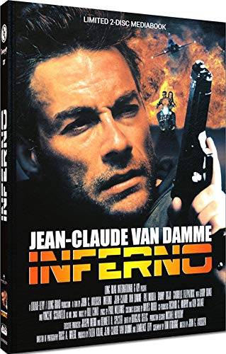 Inferno - Mediabook - Cover A - Limited Edition auf 222 Stück (+ DVD) [Blu-ray]
