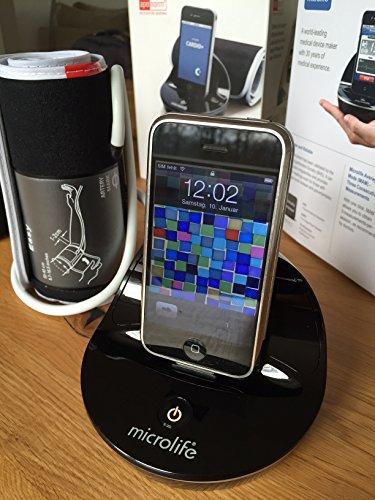 Microlife Cardio + Raus Blutdruck Messgerät Schalter
