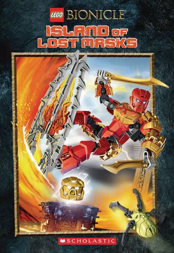 Lego Bionicle: Chapter Book 1