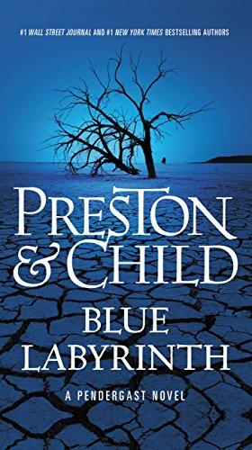 Blue Labyrinth (Pendergast Book 14)