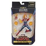 Captain Marvel Legends Figure (Binary Form)
