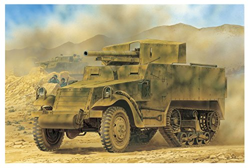 Dragon - D6467 - Maquette - Gun Motor Carriage M3 - 75 mm - Echelle 1:35