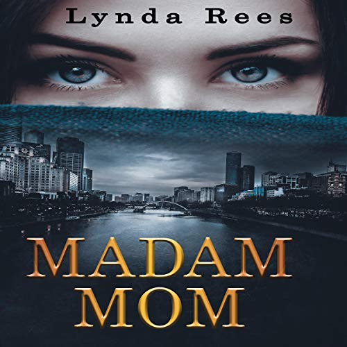 Madam Mom audiobook cover art