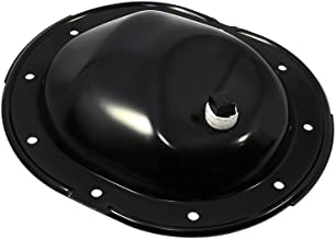 Assault Racing Products A9589PBK for Chrysler/Plymouth/Dodge 10 Bolt 8.25in Ring Gear Black Steel Rear Differential Cover
