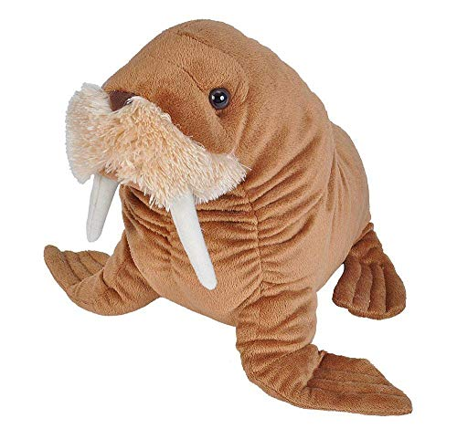 Wild Republic 22488 Walrus Plush, Stuffed Animal, Plush Toy, Gifts for...