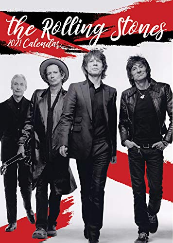 Rolling Stones 2021 Kalender A3