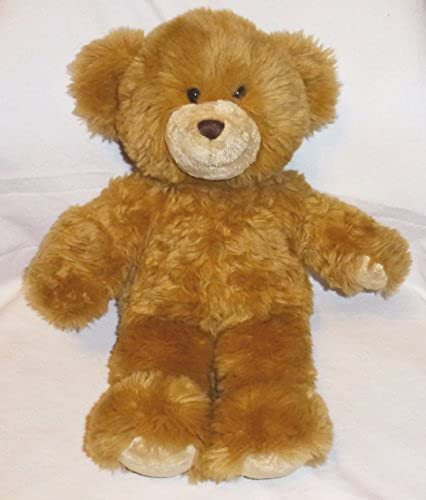 Build a Bear Workshop braun Teddy Bear with Tan Nose and Paws by Build A Bear
