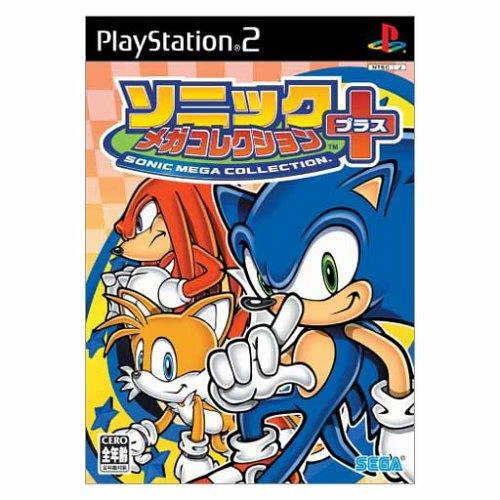 Sonic Mega Collection Plus[Japanische Importspiele]