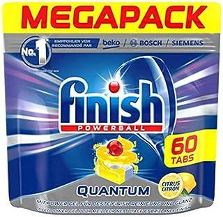 FINISH QUANTUM MAX XXXL POWERBALL 60CAP LEMON