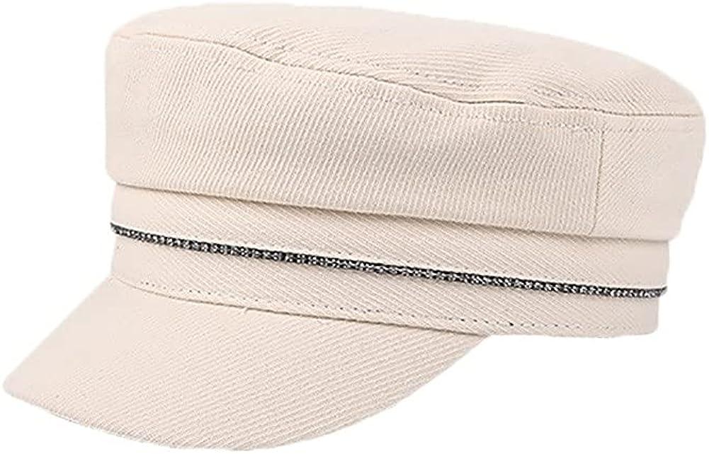 Womens Fashion Newsboy Hat Fiddler Cap Bakerboy Cabbie Gatsby Pageboy Visor Beret Hat