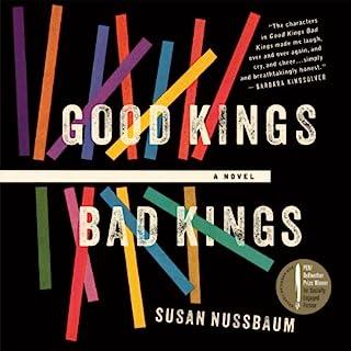 Good Kings Bad Kings audiobook cover art