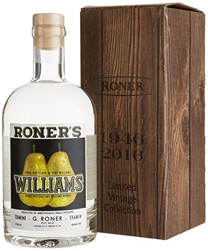 RONER Vintage Edition Williams Obstbrände (1 x 0.5 l)