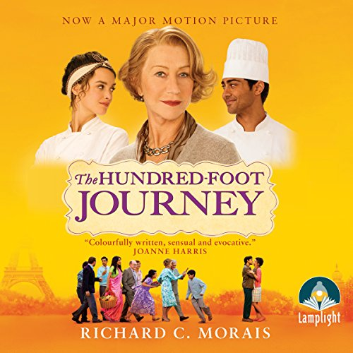 The Hundred-Foot Journey                   Written by:                                                                                                                                 Richard C. Morais                               Narrated by:                                                                                                                                 Sartaj Garewal                      Length: 8 hrs and 54 mins     1 rating     Overall 5.0