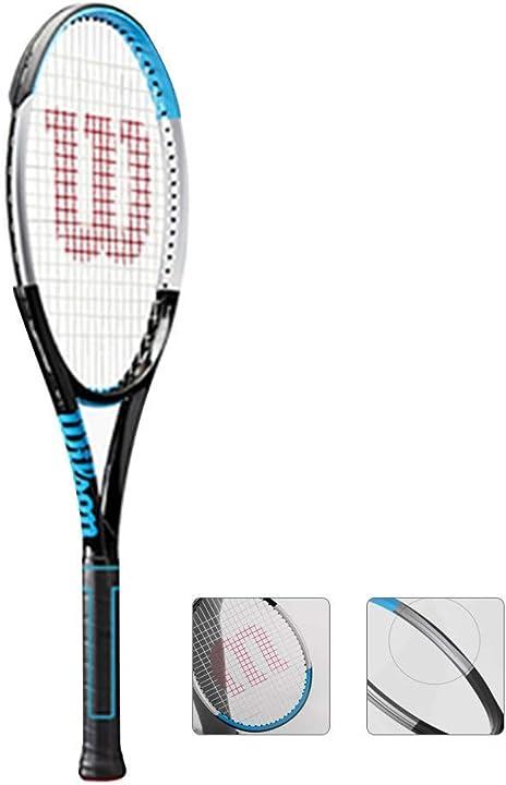 Racchetta da tennis fibra di carbonio maschile e femminile singolo professionista wilson 775948