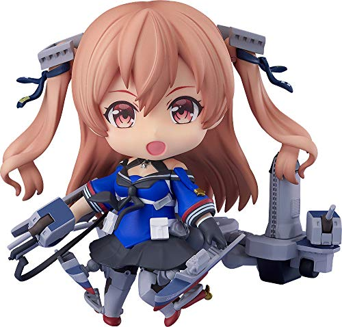 ねんどろいど 艦隊これくしょん ‐艦これ‐ Johnston [ジョンストン] ノンスケール ABS&PVC製 塗装済み可動フ...