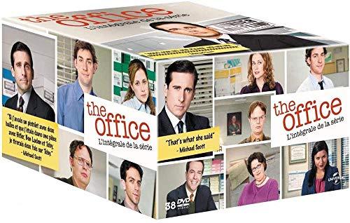 The Office - An American Workplace - DVD Komplettbox in Englisch - Staffel 1+2+3+4+5+6+7+8+9 - EU Import