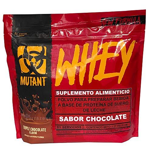 Proteína Mutant Whey 5 Lb Sabor Chocolate (2.27 kg)