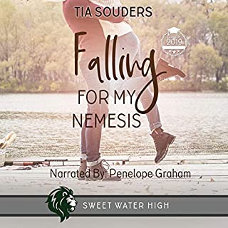 Falling for My Nemesis cover art