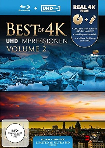 Best of 4K - Vol. 2 [Blu-ray] [Limited Edition]