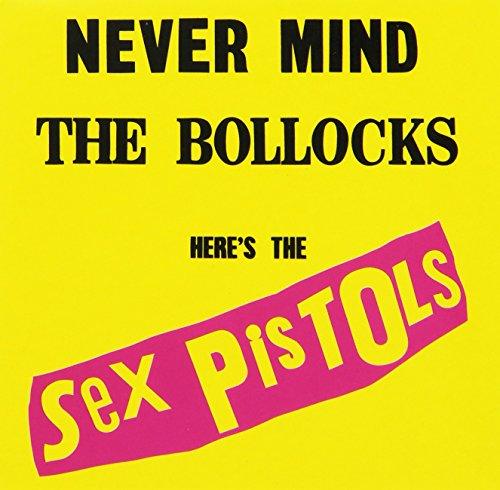 Sex Pistols Fridge Magnet. Never Mind the Bollocks