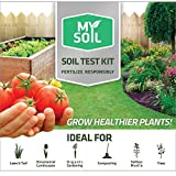 7. MySoil-Soil Test Kit | Grow The Best Lawn and Garden | Know Exactly What Your Soil and Plants Need | Provides Complete Nutrient Analysis and Recommendations Tailored to Your Soil