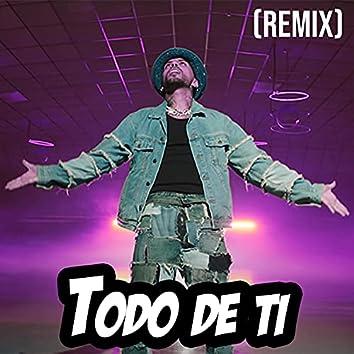 Todo de ti (Jimmix Afro Latin House Remix) (Jimmix Afro Latin House Remix)