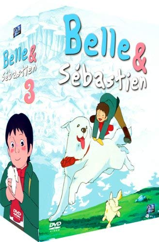Belle et Sébastien-Partie 3-Coffret 4 DVD-VF