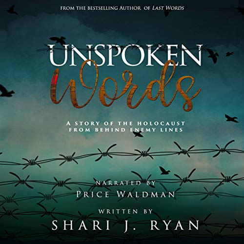 Unspoken Words  By  cover art