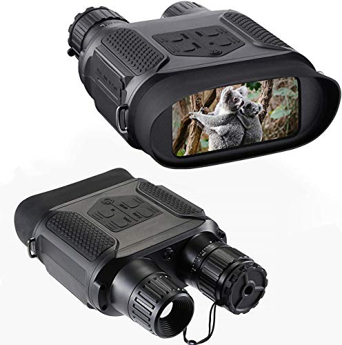Great Features Of Night Vision Binoculars Binocular for Hunting,HD Infrared IR Camera & Camcorder,wi...