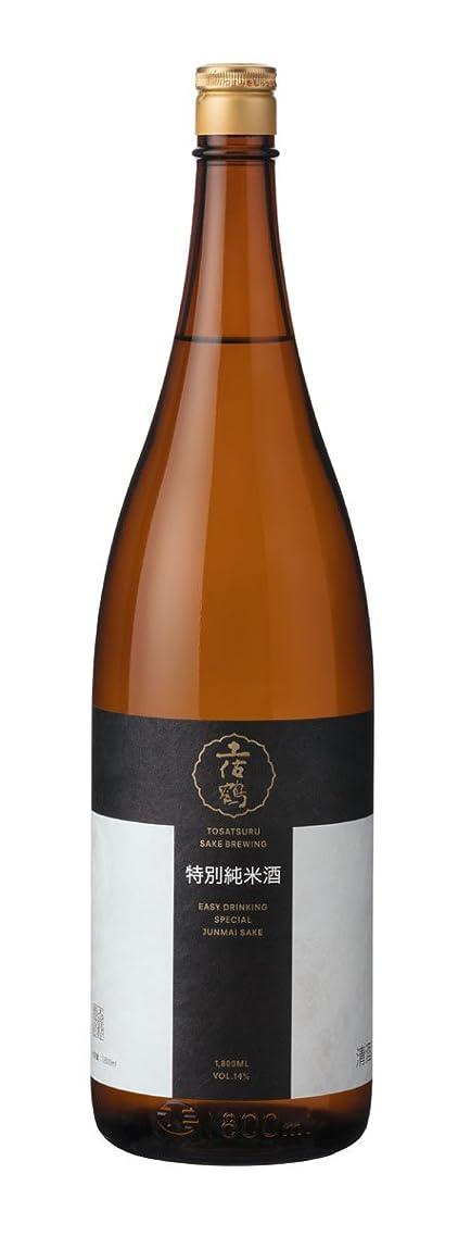 リベラルパトロン散髪土佐鶴酒造 特別純米酒 [ 日本酒 高知県 1800ml ]
