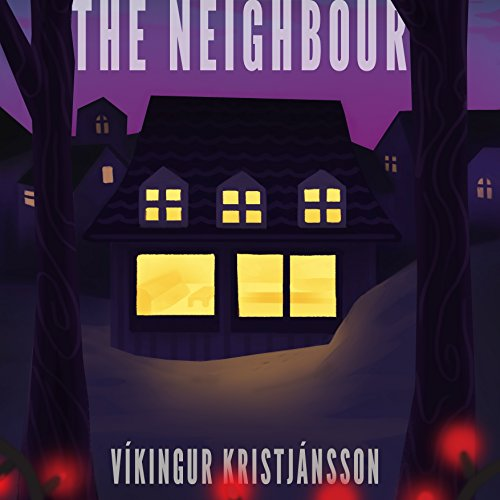 The Neighbour audiobook cover art