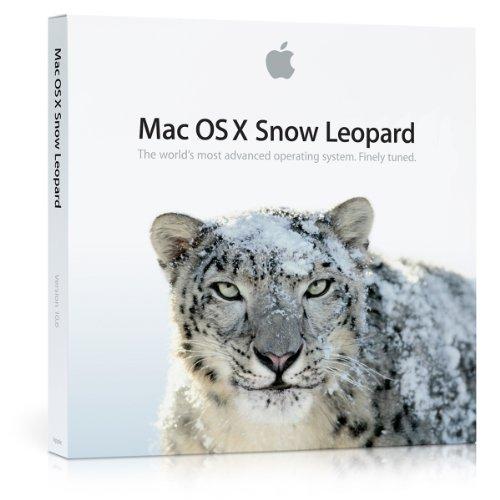 Apple Mac OS X 10.6.3 Snow Leopard