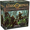 Fantasy Flight Games Lord of Rings Journeys In Middle-Earth Board Game