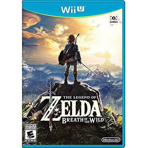 The Legend of Zelda: Breath of the Wild – Wii U – Standard Edition