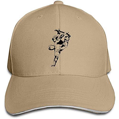 Dale Hill Unisex Baseball Cap Skater Skateboard Baumwolle Trucker Hut Verstellbare Mode Sport und Outdoor Caps