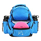 Prodigy Disc BP-3 V3 Disc Golf Backpack - Golf Travel Bag - Holds 17+ Discs Plus Storage - Tear and Water Resistant - Great for Beginners - Affordable Golf Bag