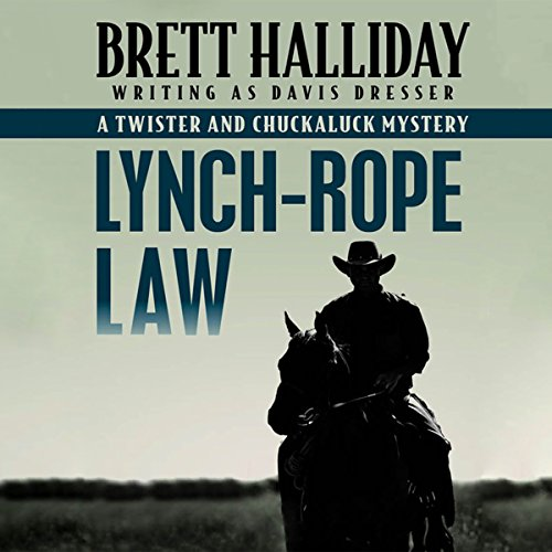 Lynch-Rope Law audiobook cover art