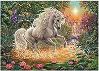 Mysterious Unicorn 1000 Pieces