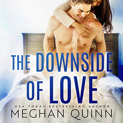 The Downside of Love audiobook cover art