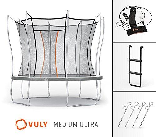 Vuly Ultra Trampolines (Medium) + Accessories