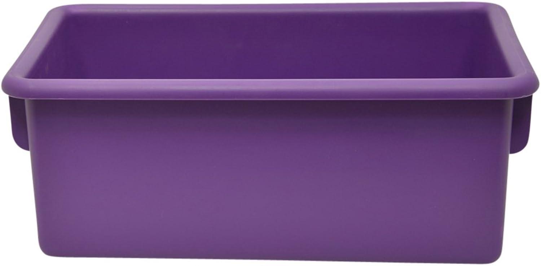 Mahar Manufacturing 5Pack Pet Storage Tub in Purple