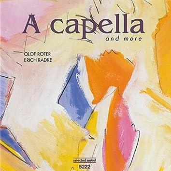 A Capella & More