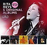 album cover: Rita Reys 5 Original albums