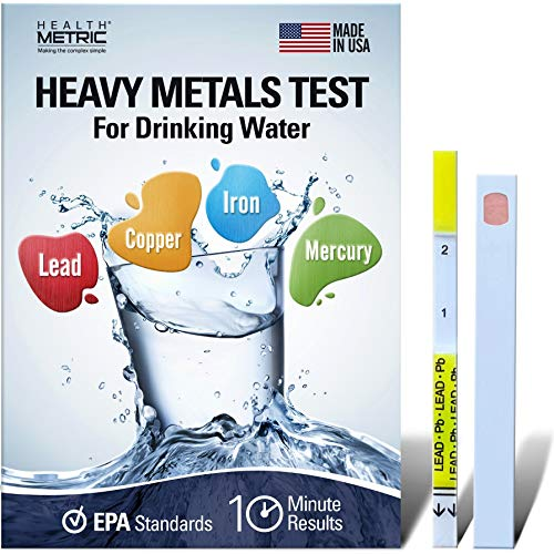 健康指标重金属检测套装