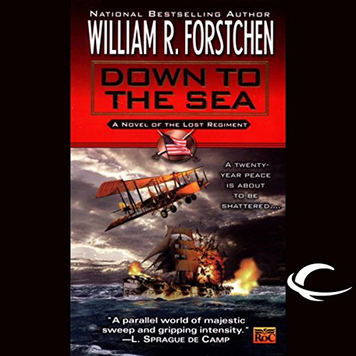 Down to the Sea audiobook cover art