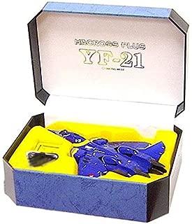 Macross Plus Yf-21 Valkyrie Fighter Mode Die-cast Model 1/144 Scale
