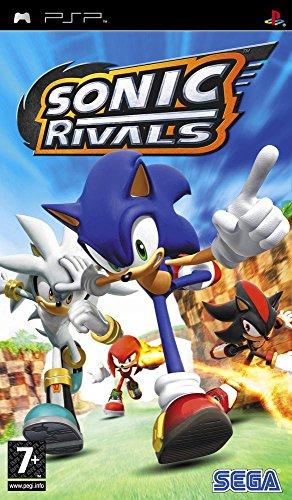 Sonic rivals - psp essentials [Importación francesa]