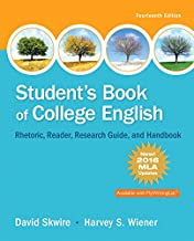 Student's Book of College English, MLA Update Edition (14th Edition)