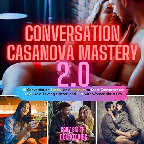 Conversation Casanova Mastery 2.0 cover art