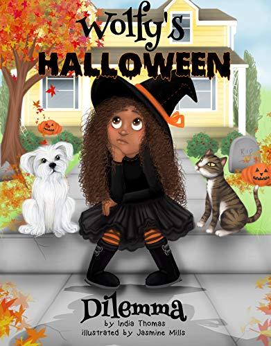 Wolfy's Halloween Dilemma (English Edition)
